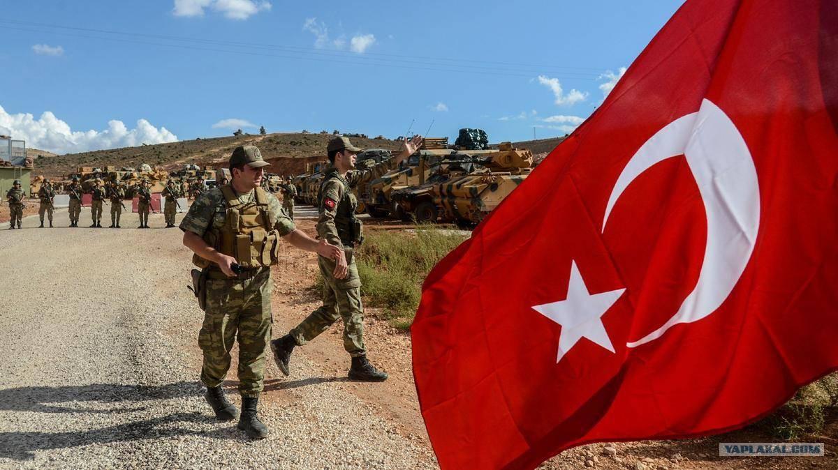 Песков оценил вероятность военного конфликта Турции и России на территории Сирии
