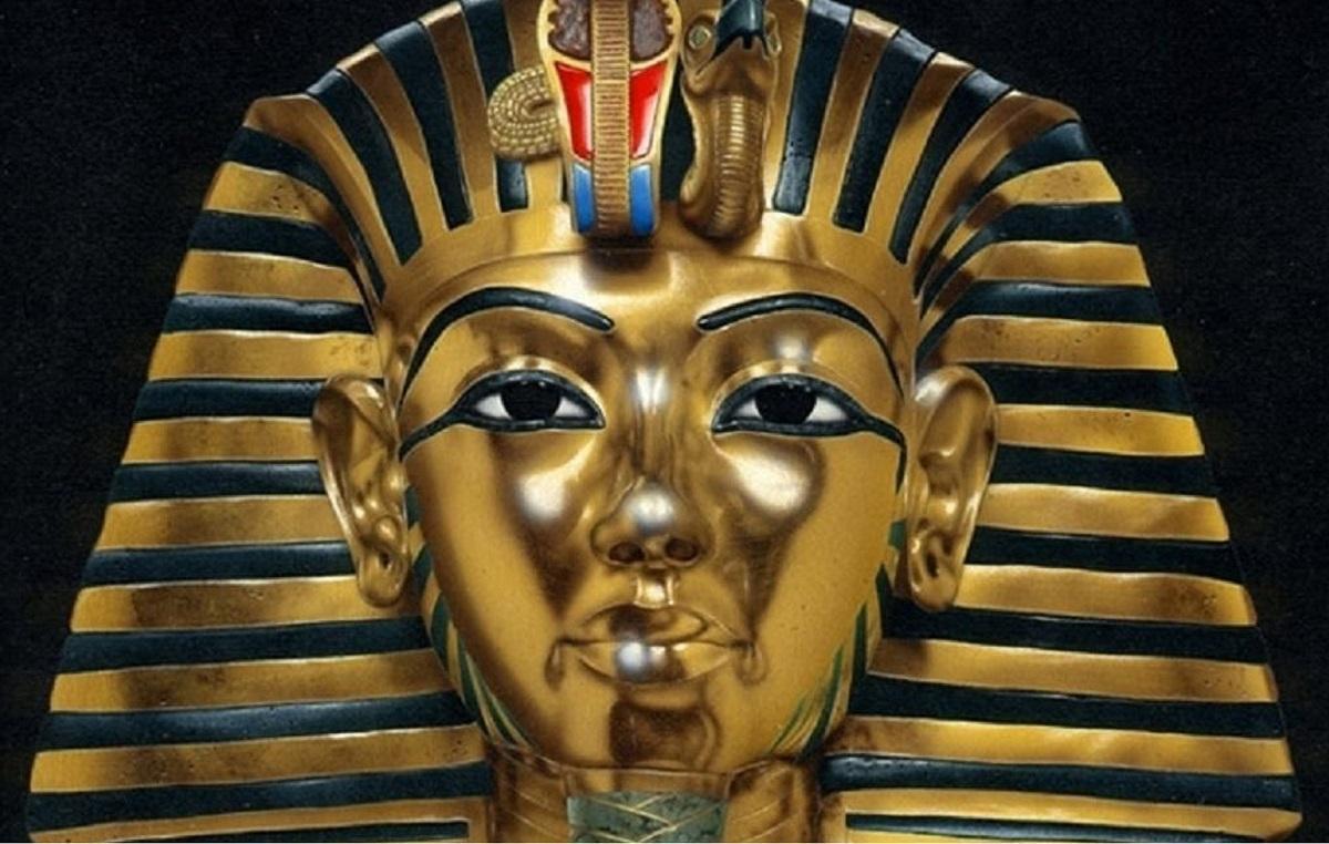 Изображение инопланетянина нашли на кольце Тутанхамона