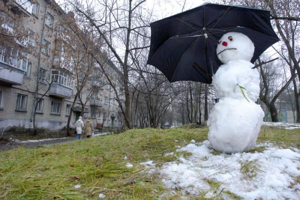 Весеннее потепление придет в Волгоград на три дня – сейсмологи