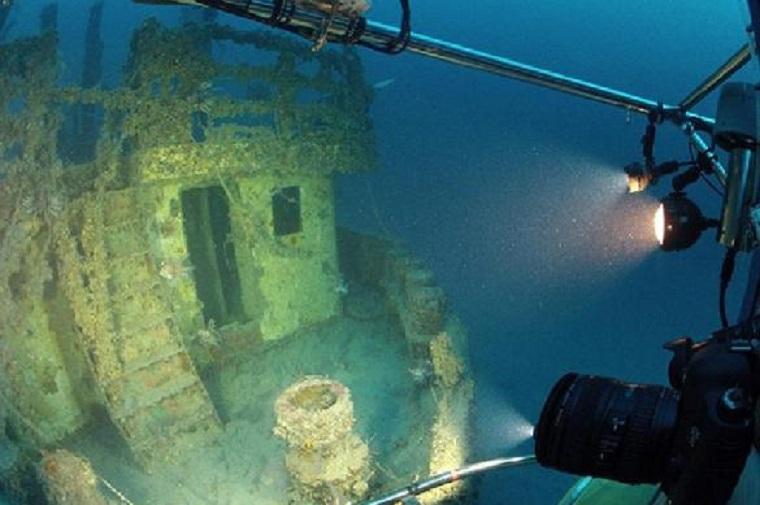 Средневековый затонувший корабль нашли у берегов Португалии