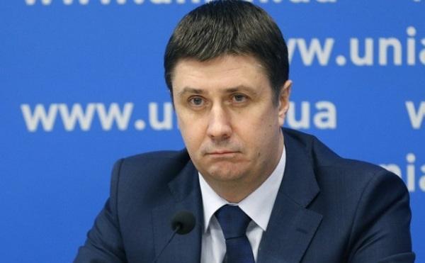 Вице-премьер Украины Вячеслав Кириенко