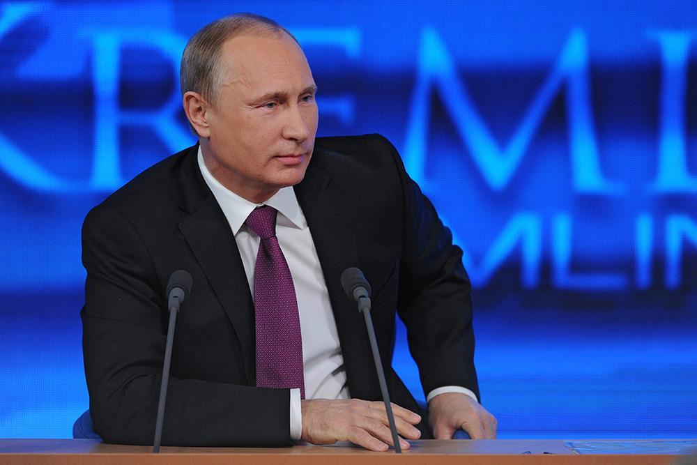 Владимир Путин сделал заявление о будущем отношений России и Украины