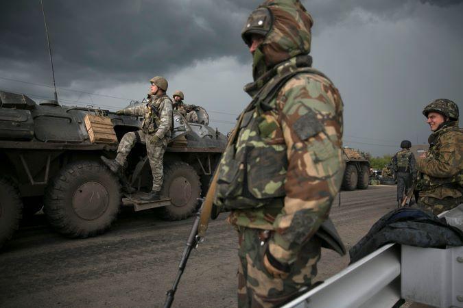 Украинские силовики взяли в кольцо населенный пункт в Донбассе, раскрыта цель