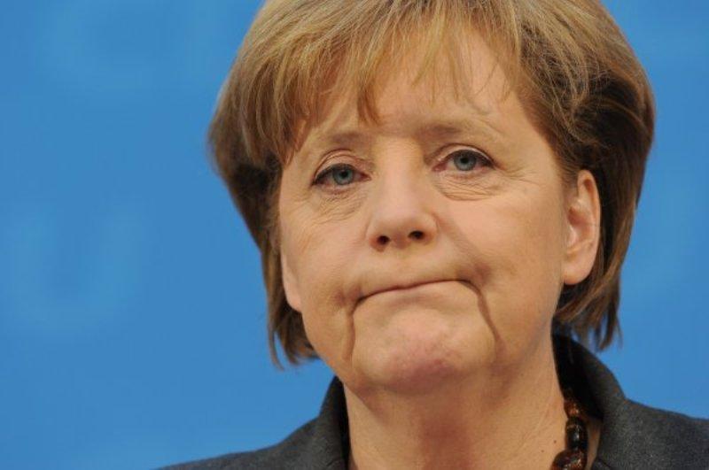 Фрау Меркель