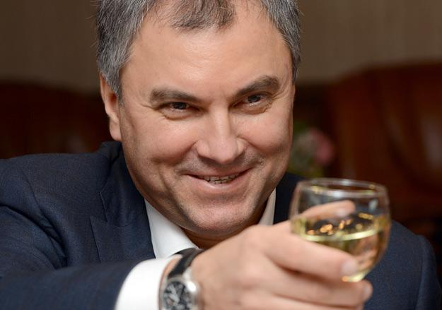 Вячеслав Володин считает, что Госдума - место для диалогов