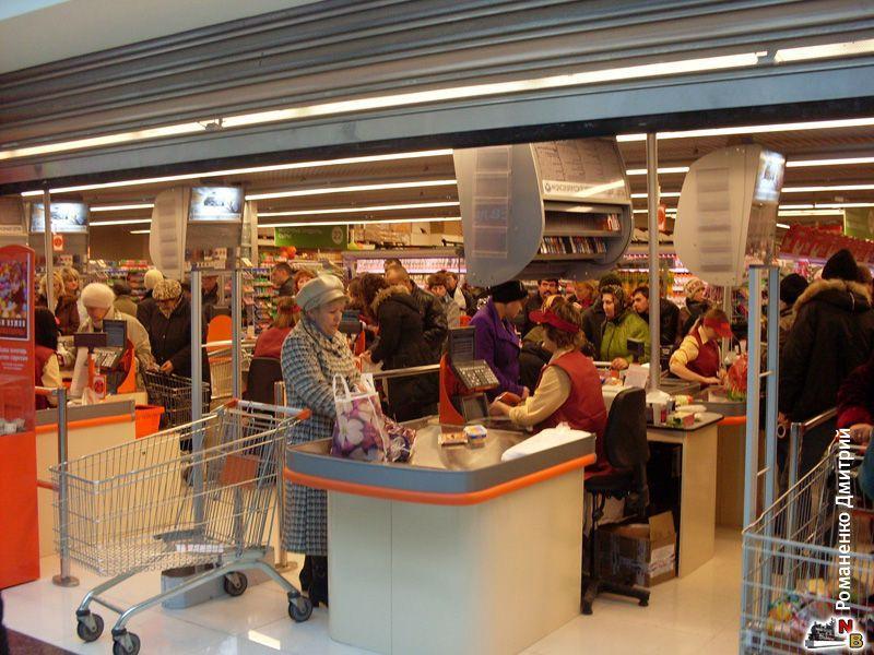 Несколько хитростей, позволяющих избежать очередей в магазинах