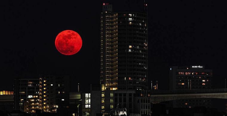 Кровавая Луна взойдет над Землей в январе впервые за 150 лет – ученые