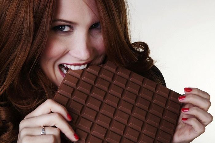 существует ли шоколадная зависимость