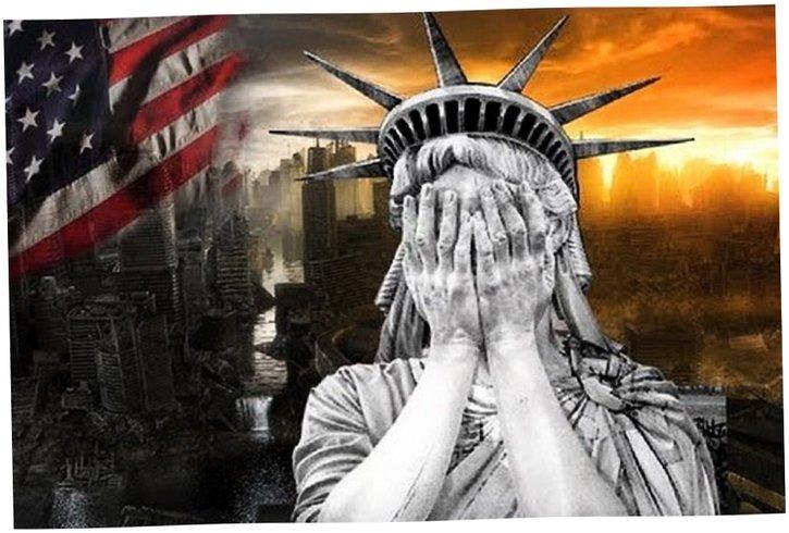Страшный прогноз о США дал знаменитый  американский политолог Джордж Фридман