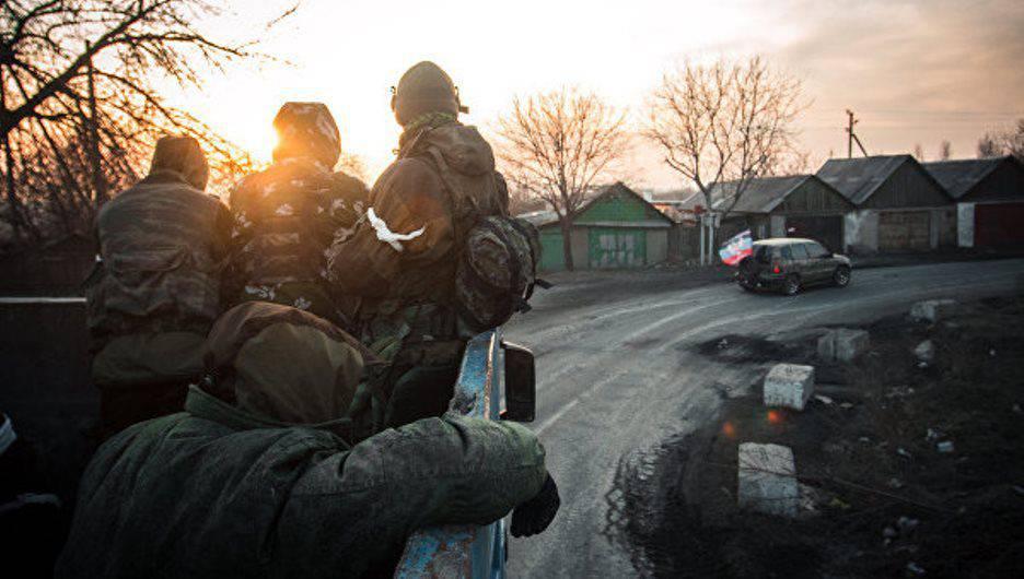 Войска в Донбассе приведены в повышенную боеготовность; «зловещая находка» вблизи Донецка – хроника ДНР и ЛНР