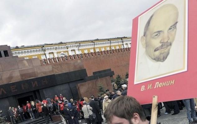 Ко дню рождения Ленина: законопроект о захоронении