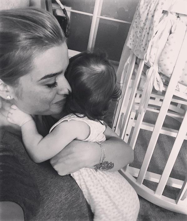 Ксения Бородина показала фото подросшей дочери - Теи