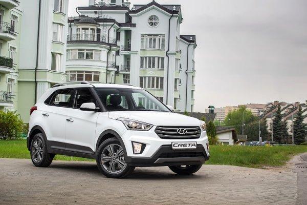 Стали известны рублевые цены на Hyundai Creta