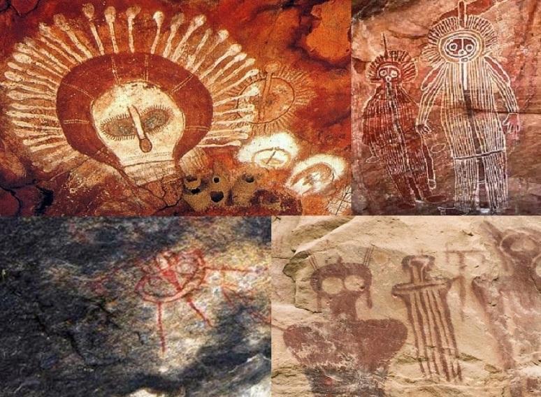 Тайну доисторических рисунков НЛО и пришельцев раскроют ученые NASA