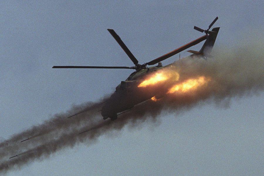 Россия отомстит за уничтожение Ми-25 в Сирии - СМИ