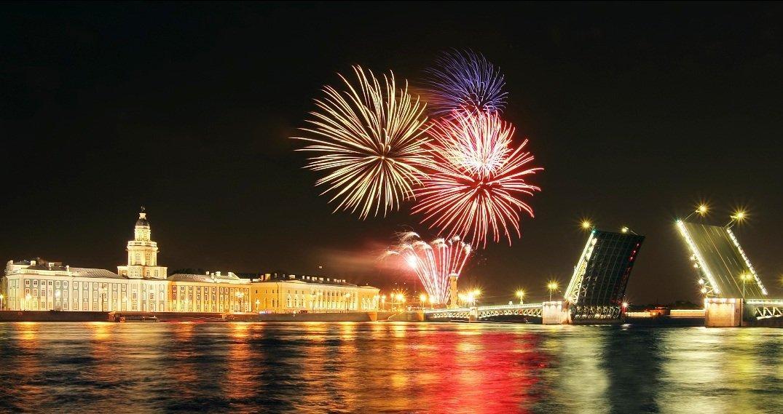 Салют на День города в Санкт-Петербурге 2018: где состоится, время, где смотреть