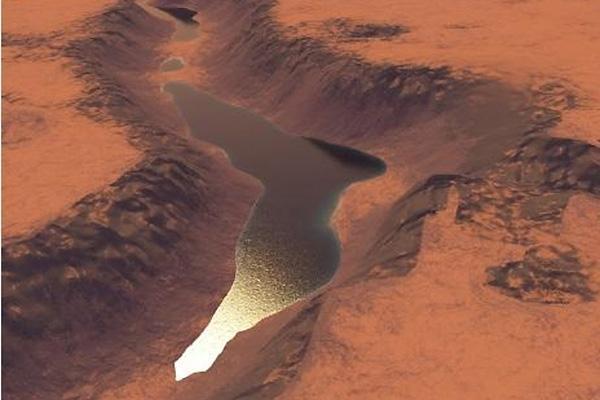 Марс «потек» – объявило НАСА о загадочном явлении