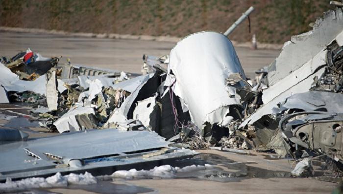 Открылись новые обстоятельства гибели самолёта Ту-154 вблизи Сочи