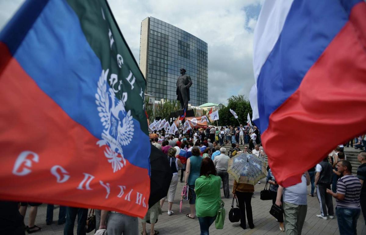 ВДНР проинформировали, что под обстрел ВСУ попал детский парк