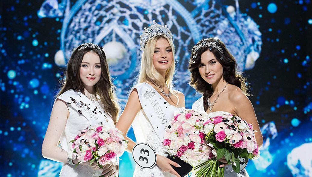 """Стало известно имя """"Мисс России - 2017"""""""