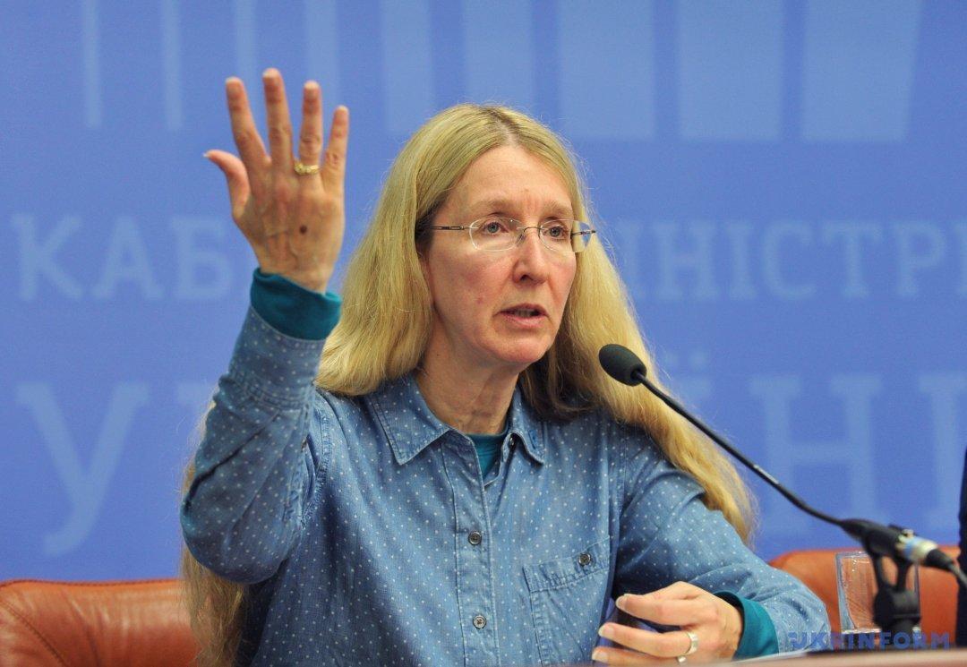 Украинцам не понравилось, что Супрун запретила им есть черную икру