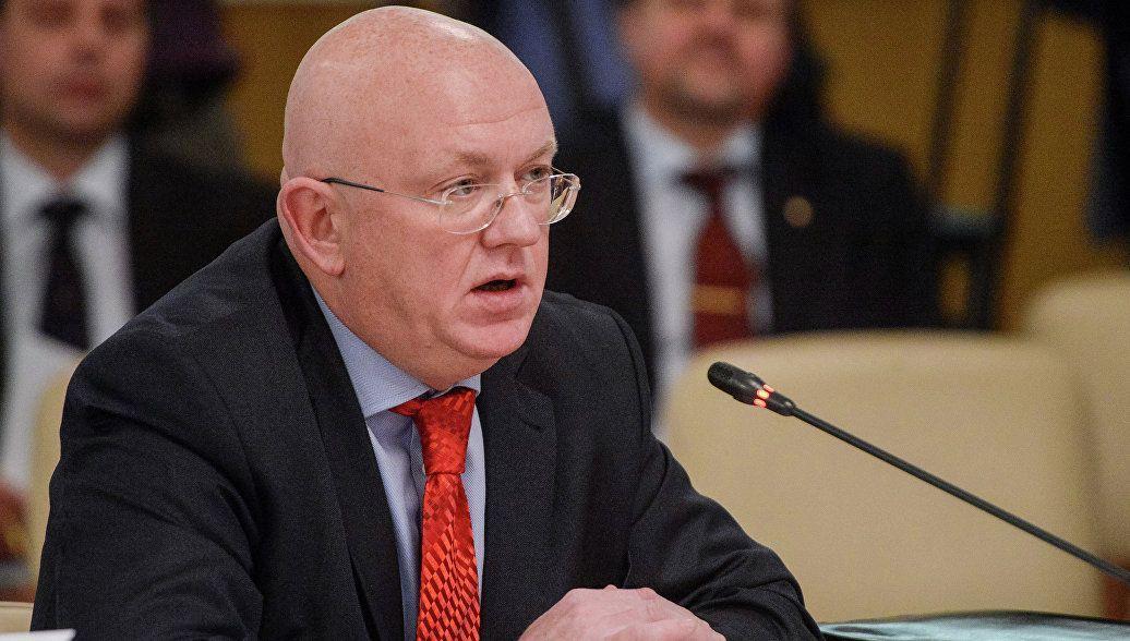 Небензя обозначил Совбезу ООН цель указа об упрощении получения гражданства для жителей Донбасса