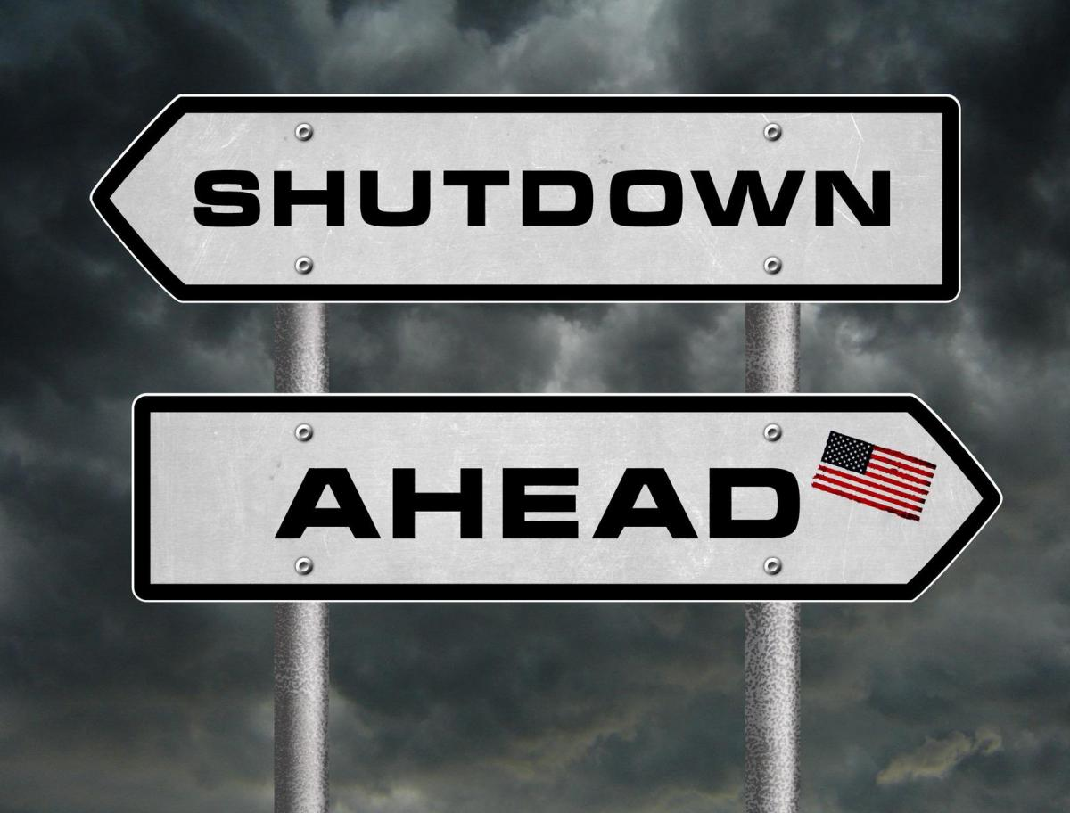 Приостановка работы правительства США побила исторический рекорд