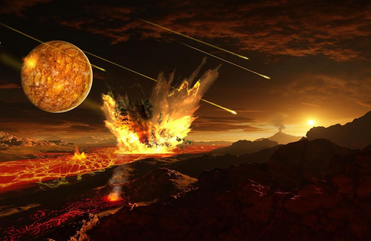 Геологи «обнулили» историю Земли, забежавв будущее– ученые