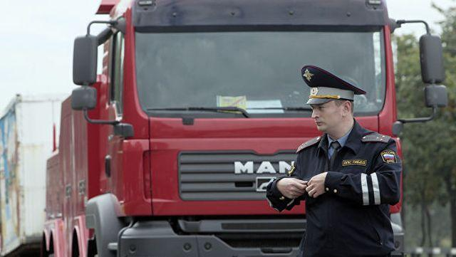 В России ограничат движение фурам по федеральным трассам в жару