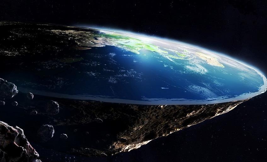 Сторонник теории плоской Земли из США собирается провести эксперимент и доказать миру свою правоту