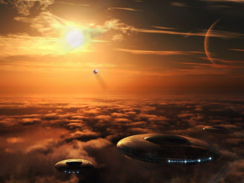 Челябинск преследуют инопланетяне – очевидец