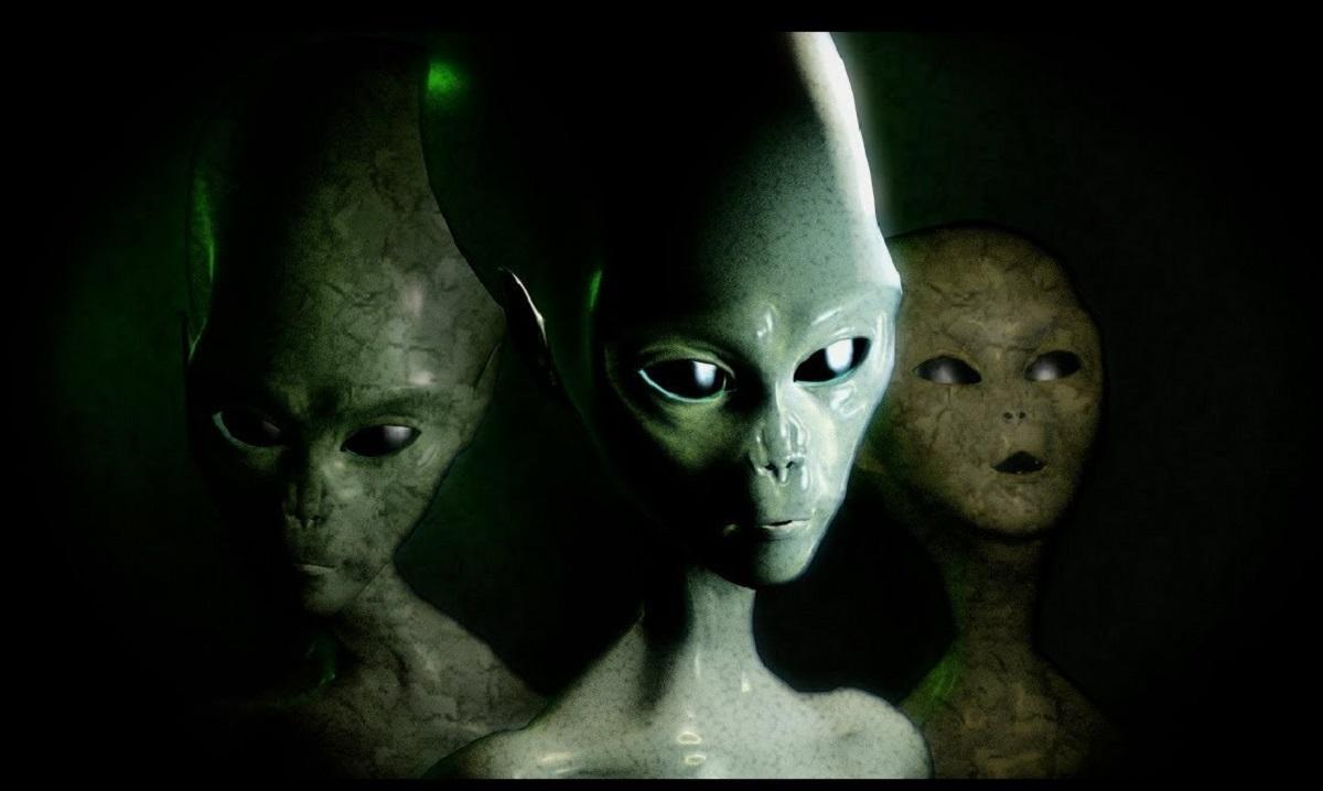 Инопланетяне посетили Челябинск: странный скелет нашла женщина на своем участке
