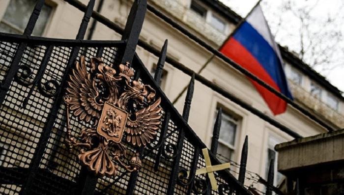 Посольство России в Британии