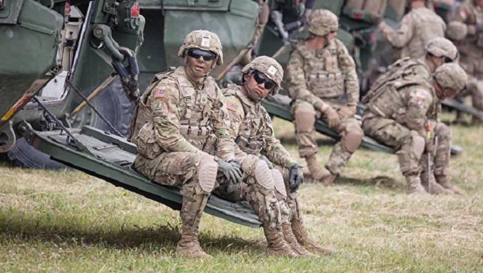Практически половина военных США посчитала возможным серьезный конфликт в 2019