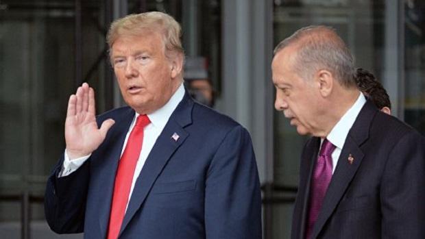 Вашингтон дал Анкаре 14 дней на выполнение ультиматума по поставкам вооружения из России