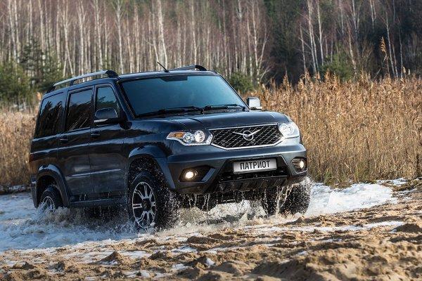 Внедорожник УАЗ Патриот в новом кузове удивляет невероятными способностями – УАЗ