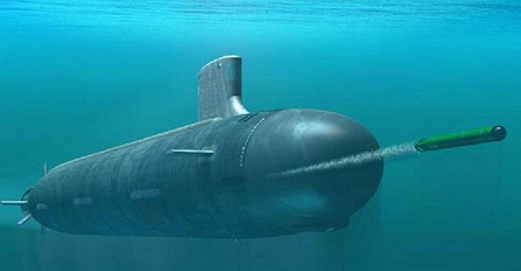 Подводный беспилотник «Посейдон»