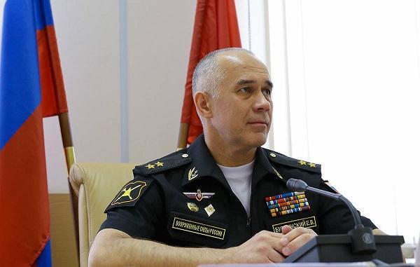 генерал-лейтенант Евгений Бурдинский