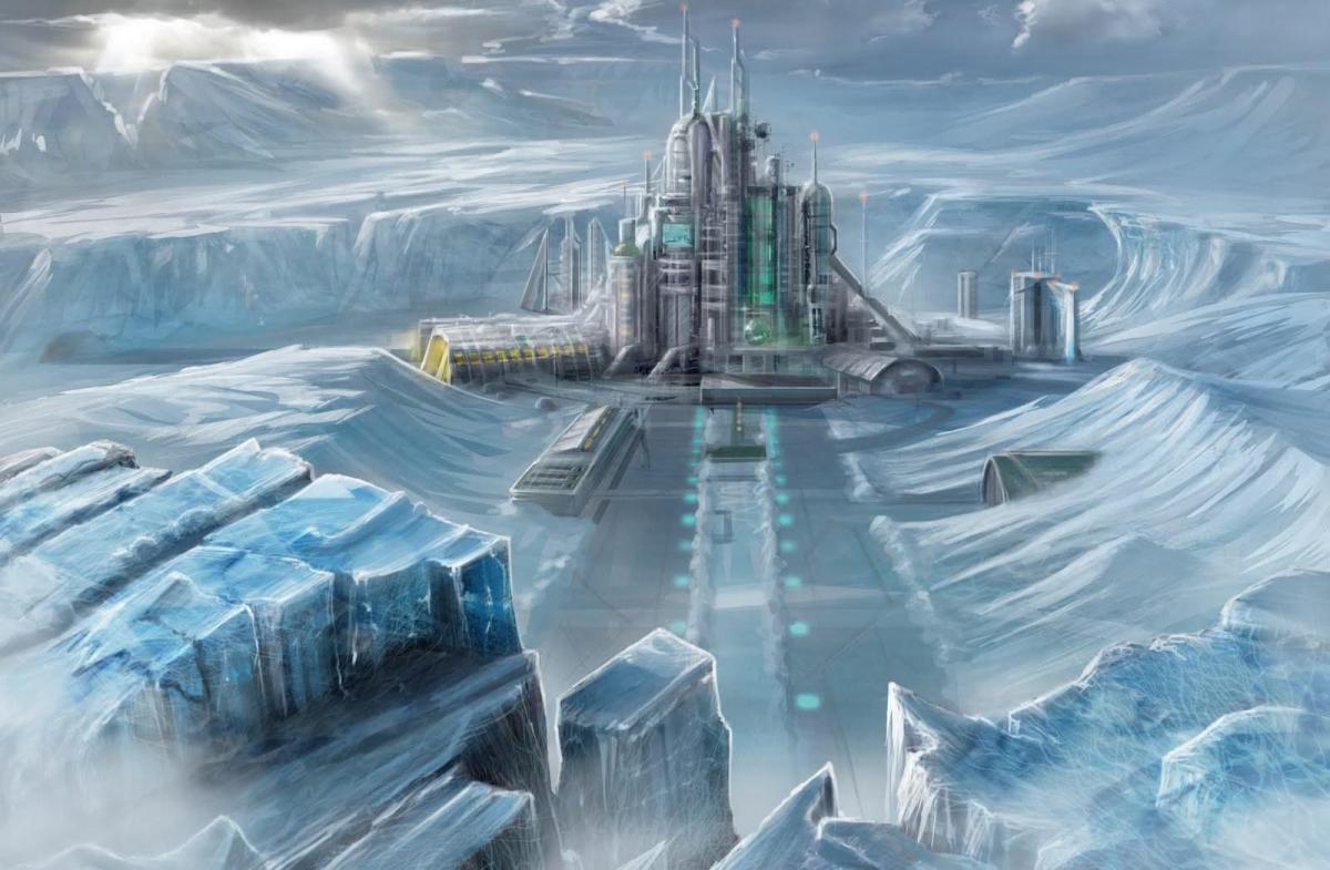 В Антарктиду разбираться с инопланетянами на таинственной базе поедет группа военных