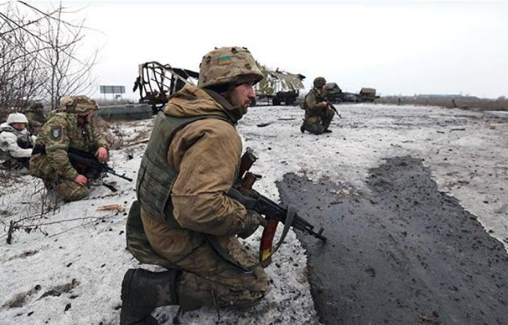 В панике бросились бежать: армия ДНР заставили отступить украинских силовиков в Донбассе