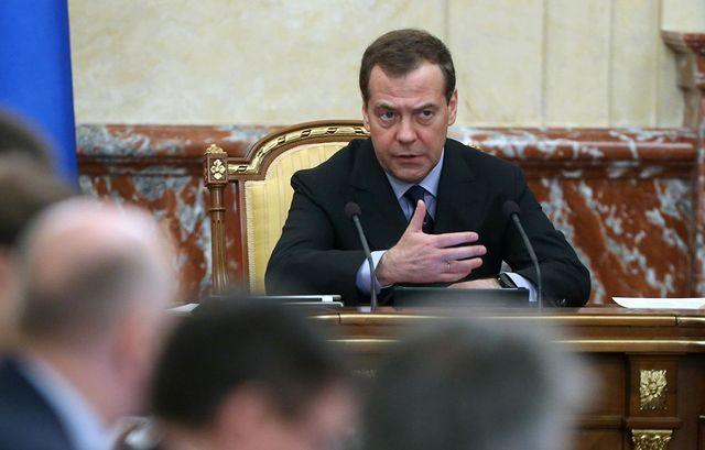 Медведев поручил создать единую государственную систему учета отходов