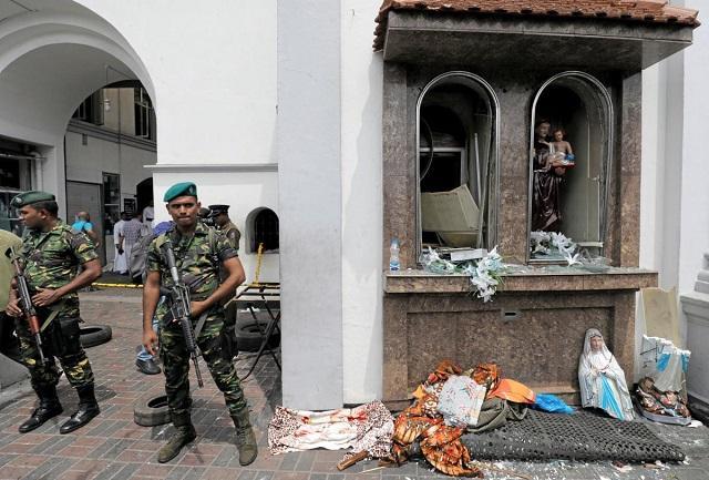 Среди пострадавших на Шри-Ланке россиян нет - МИД РФ