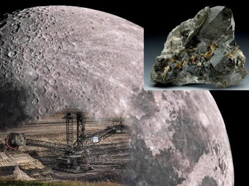 Инопланетяне выжали все соки из Луны, уфологи бьют тревогу