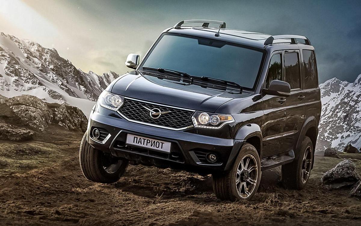 Новый УАЗ Патриот с автоматом обещает «золотые горы» – СМИ