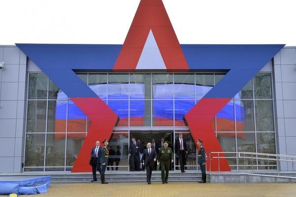 Военная выставка «Армия-2016»: территория военного превосходства России, пугающая весь мир