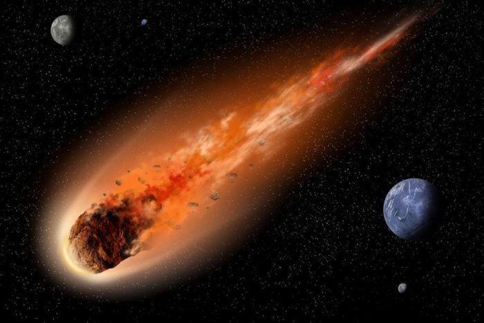 КЗемле движется загадочный  космический объект— Предчувствие армагеддона