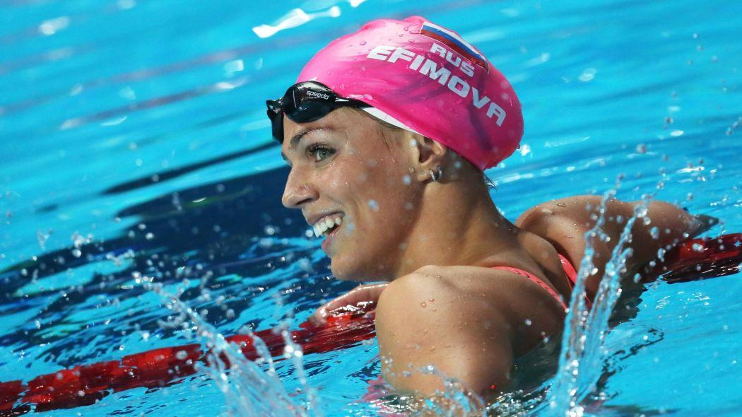 Пловчиха Юлия Ефимова завоевала серебро ипризналась, что было это непросто