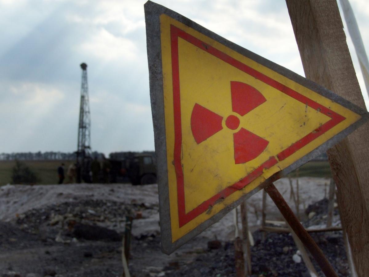 Уровень радиации в Северодвинске