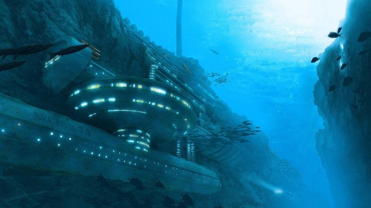 Они огромны: инопланетные объекты на дне Бермудского треугольника обнаружил охотник за сокровищами