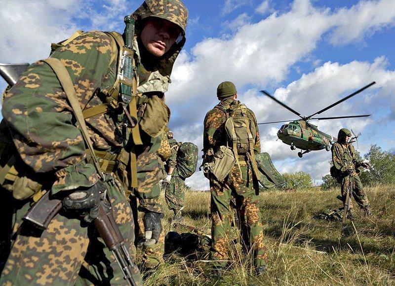 ВСУ перебросили фосфорное оружие к Донбассу